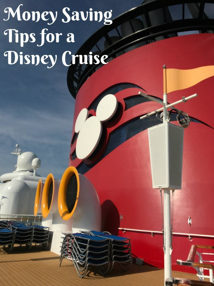 Money Saving tips for a Disney Cruise