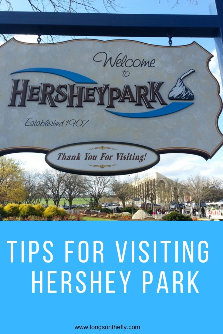Tips for Visiting Hershey Park