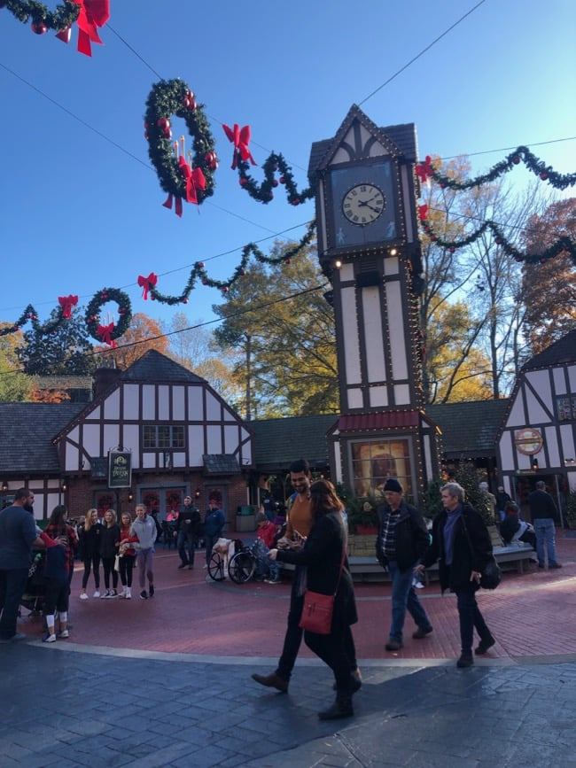 Amazing Family Holiday Activities Busch Gardens Christmas Town