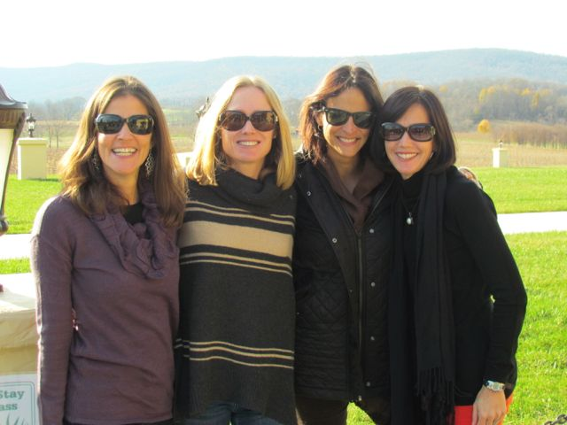 girls weekend NOVA
