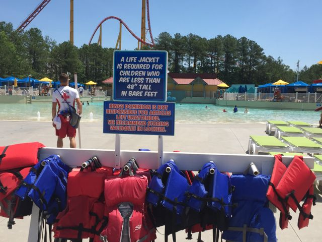 Soak City Kings Dominon