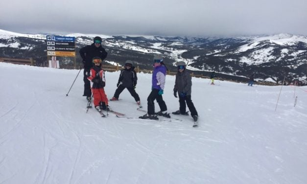 Best Family Ski Vacation At Copper Mountain