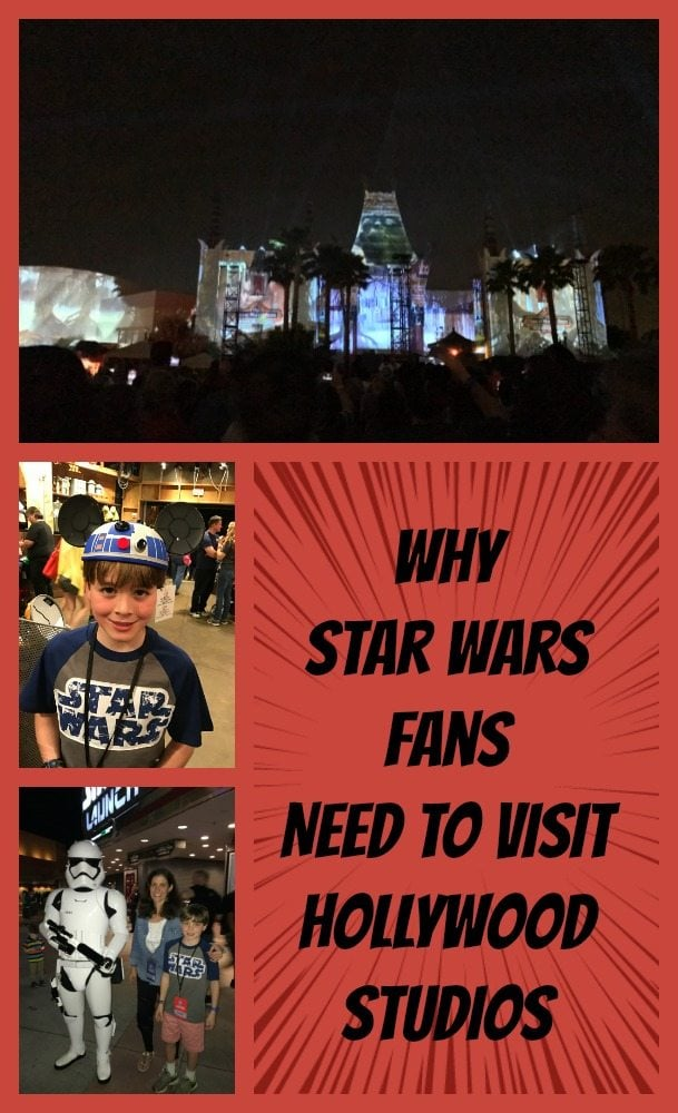 Why Star Wars Fans Need to Visit Disney World