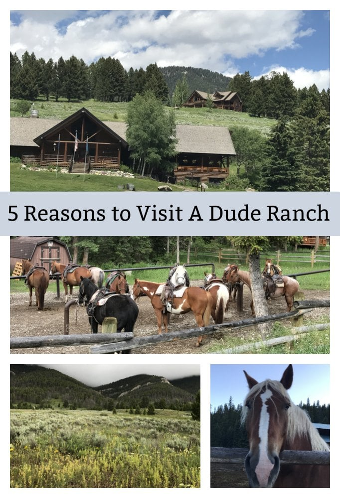5 reasons to take a dude ranch vacation at Lone Mountain Ranch