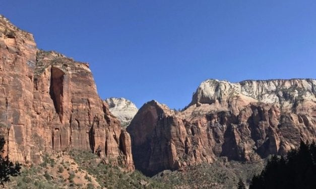 Tips For Visiting Zion National Park for Two Days