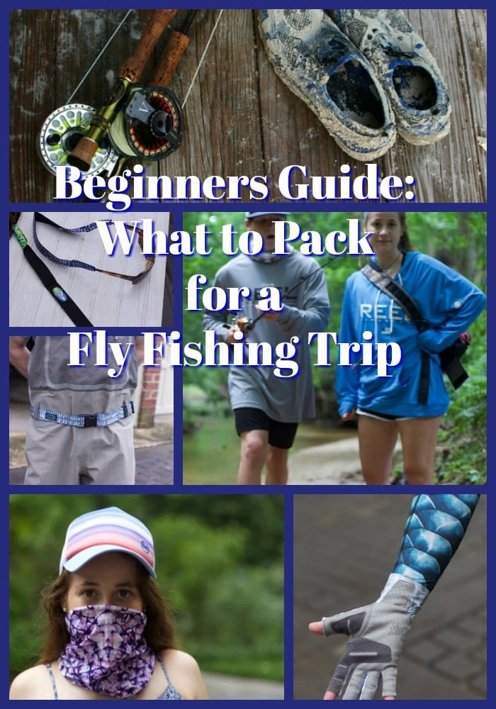 wingo belts what to pack fly fishing trip