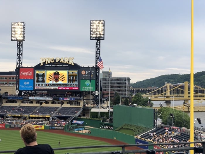 Top 10 Things To Do With Kids In Pittsburgh PNC park