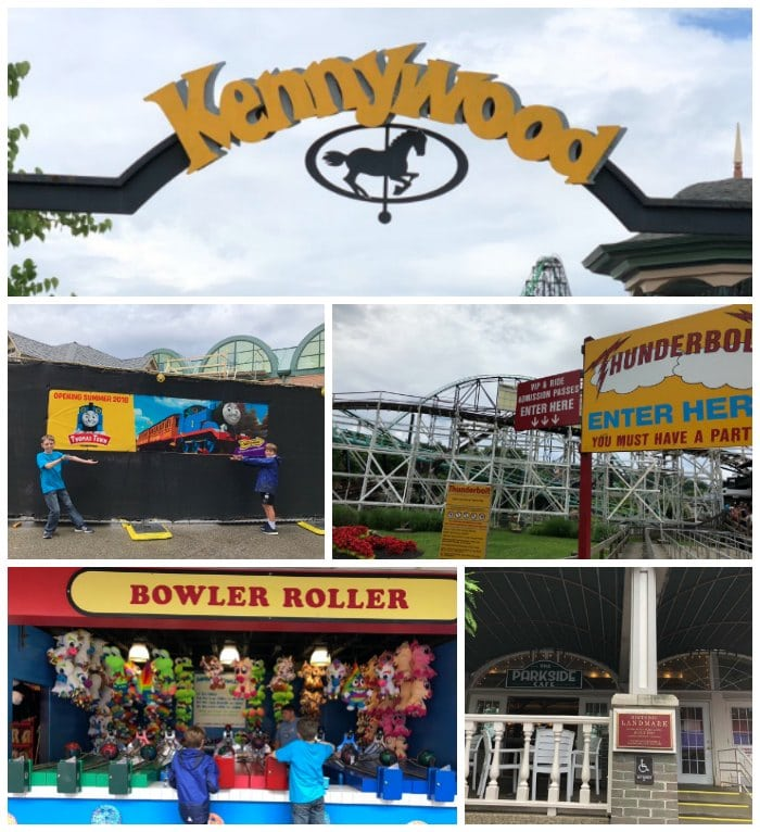 hings to do in pittsburg with kids Kennywood Review