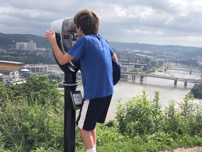 things to do with kids in pittsburg