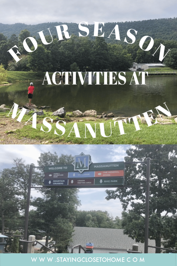 massanutten resort activities