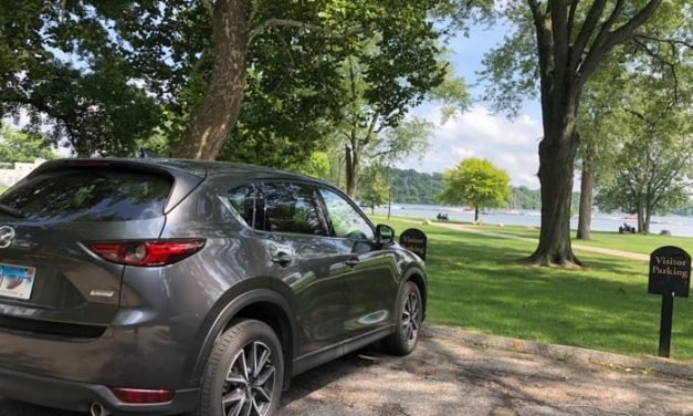 Exploring the Midwest in Mazda CX-5 Grand Touring AWD