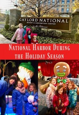Six Reasons to Take Your Family to National Harbor This Holiday Season