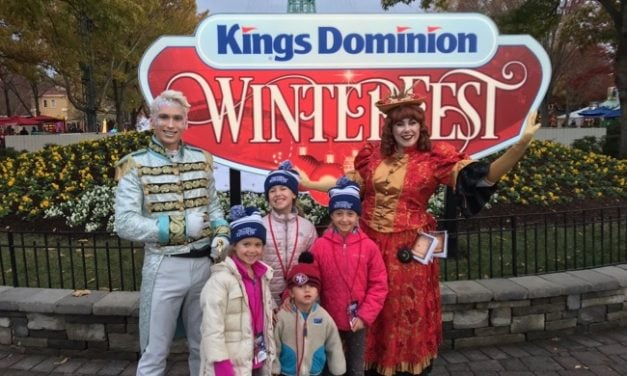 What to Expect at Kings Dominion WinterFest