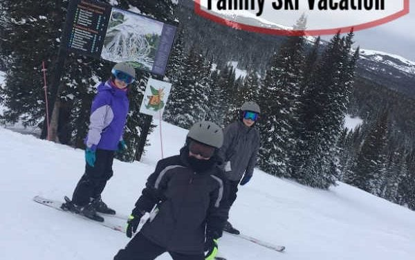 How To Pack A Suitcase for Family Ski Vacations