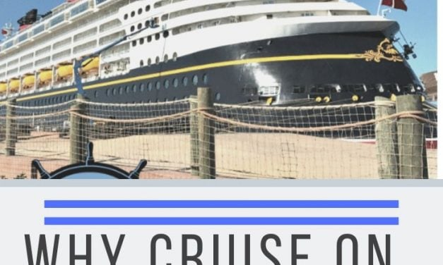 Why Take a  Disney Wonder Cruise