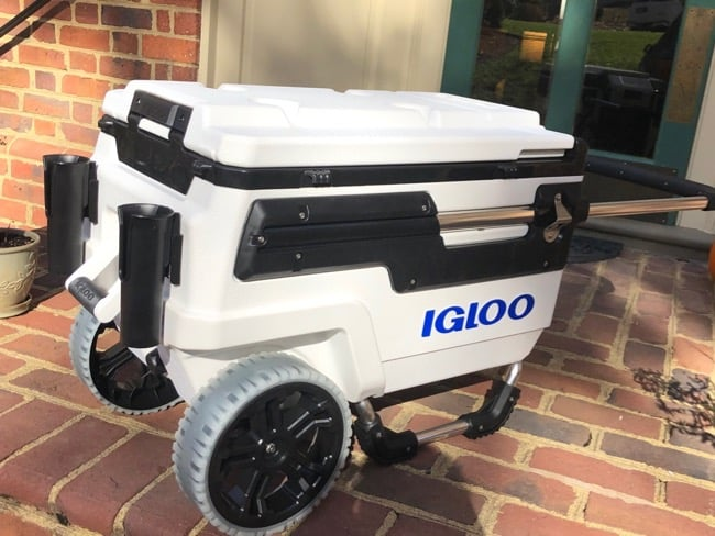 Igloo Trailmate™ Journey 70 qt. All-Terrain Cooler.