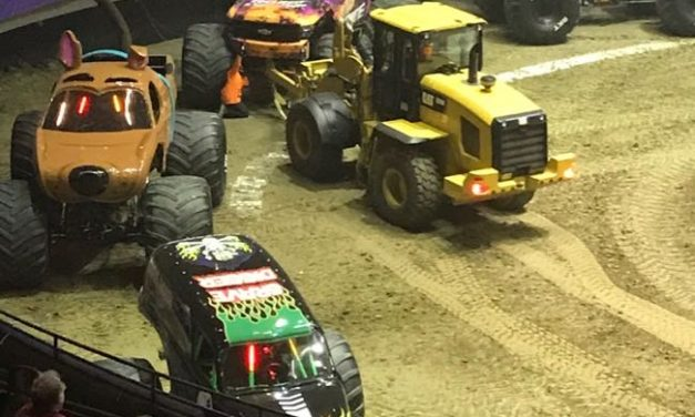 Monster Jam Show Review