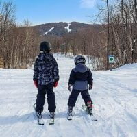 Titus Mountain New York Is Family-Friendly Skiing At Its Best